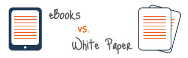 E-Book vs White Papers